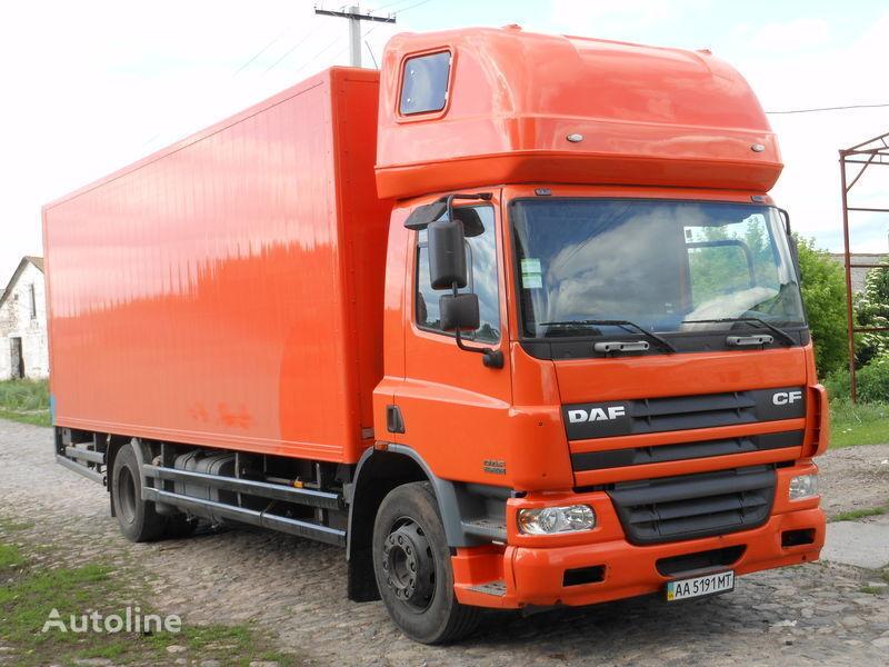 новое спальное место DAF для грузовика DAF CF