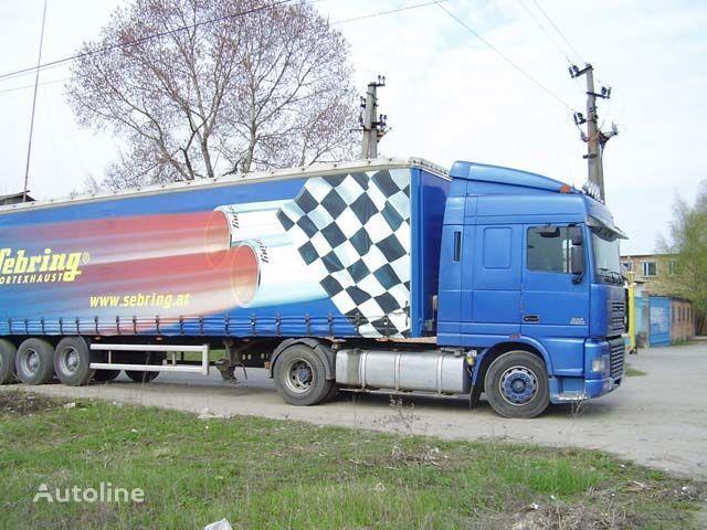 новый спойлер для грузовика