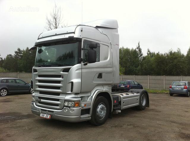 новый спойлер  MULTI-PLAST międzyosiowe Scania для тягача SCANIA