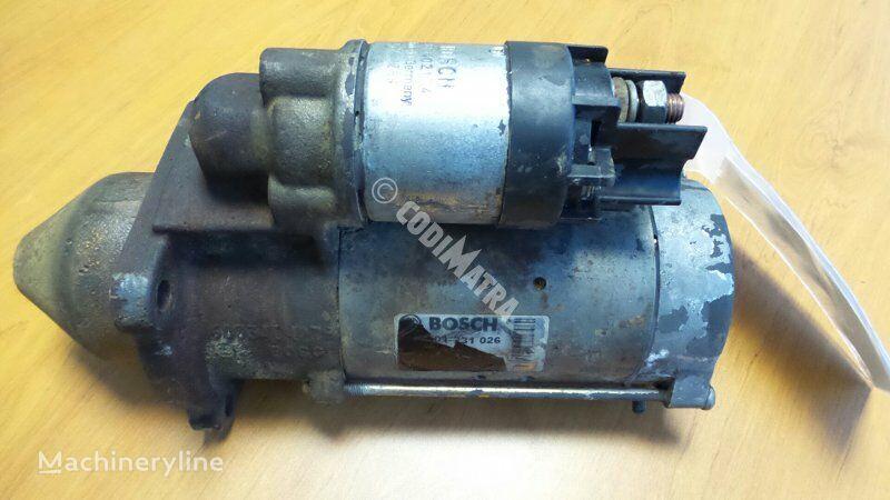 стартер CASE для экскаватора CASE WX150