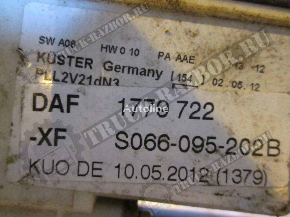 стеклоподъемник DAF для тягача DAF R