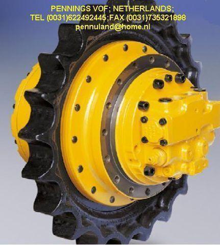 новая ступица  all brands FINAL DRIVE,reducer,trackmotor,rupsmotor,eindaandrijving для экскаватора