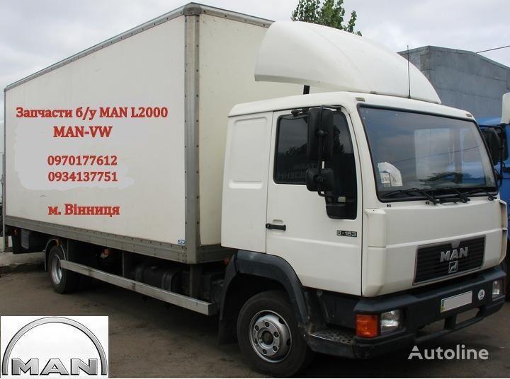 ступица  Ман L2000 Ступицы Передние Задние с подшыпниками. для грузовика MAN L2000