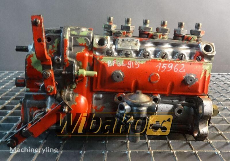 ТНВД  Injection pump Bosch 0400866076 для экскаватора 0400866076 (PES6A85D410/3RS2415)