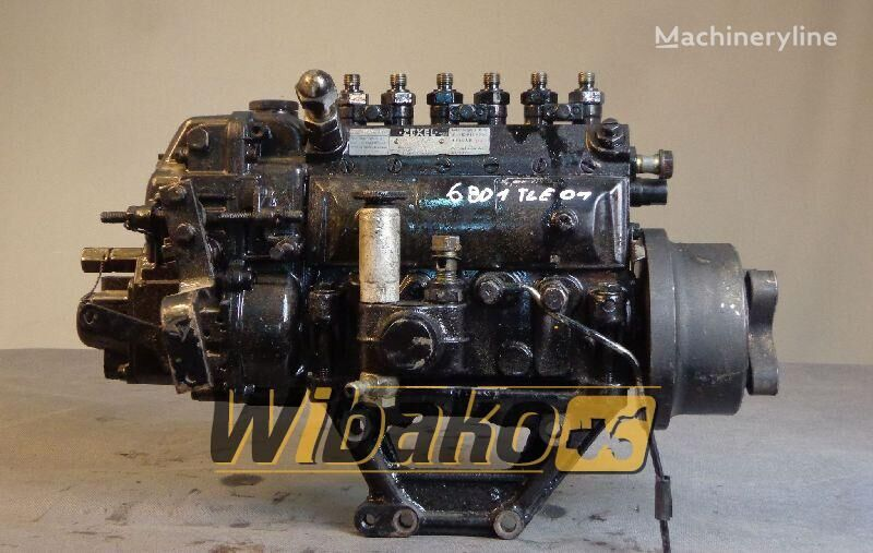 ТНВД  Injection pump Zexel 101602-4582 для экскаватора 101602-4582 (115602-0462)