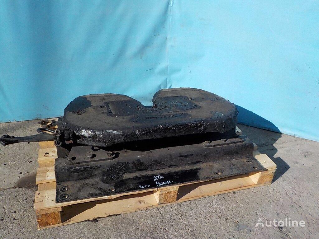 топливный бак  железный DAF для грузовика