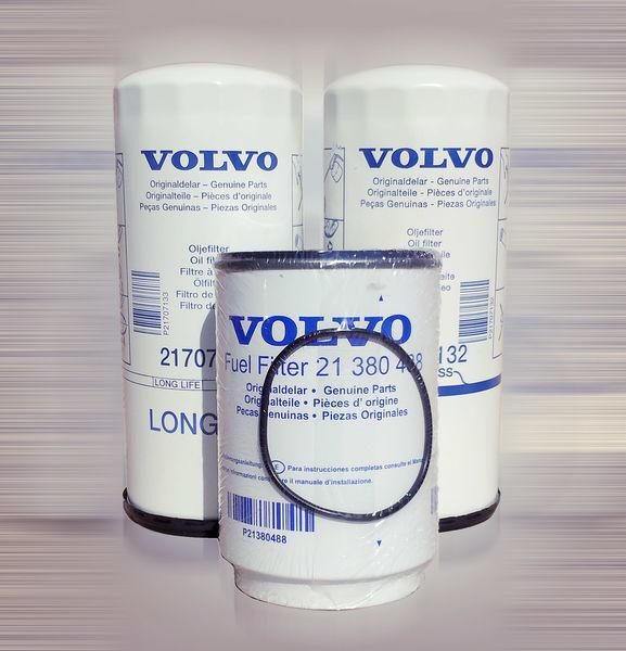 новый топливный фильтр  Volvo для тягача VOLVO FH,FM,FL,FE,FMX