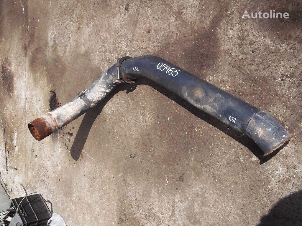 труба выхлопная  газа Iveco для грузовика