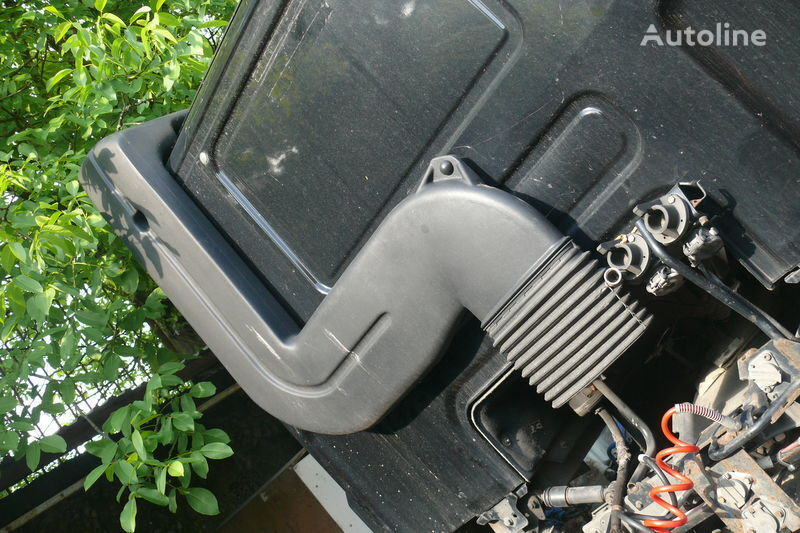 труба выхлопная для тягача DAF XF,CF