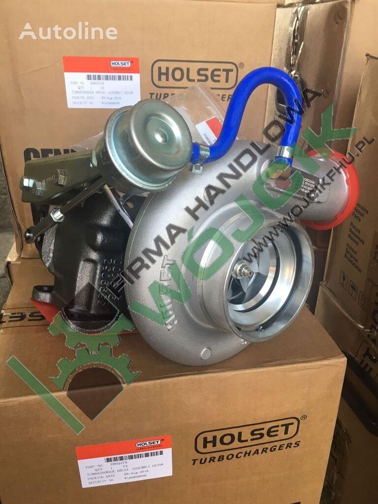 новый турбокомпрессор CUMMINS Turbo Holset HX40W для другой спецтехники