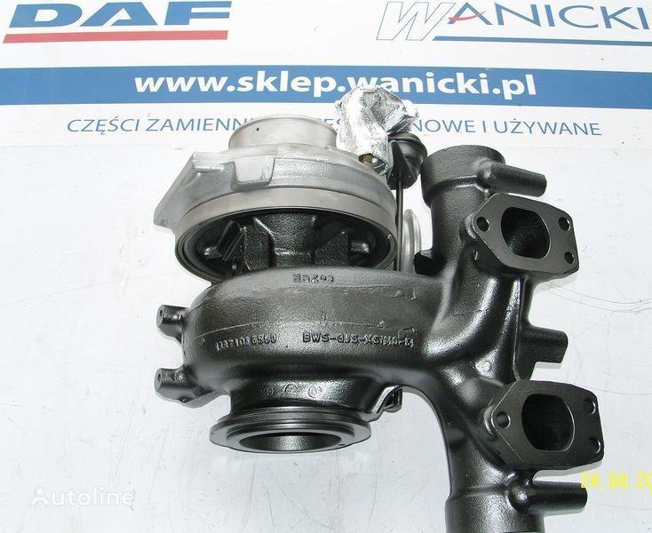 турбокомпрессор DAF TURBO TURBINA,REGENEROWANA, Turbocharger, EURO 5, для тягача DAF  XF 105, CF 85