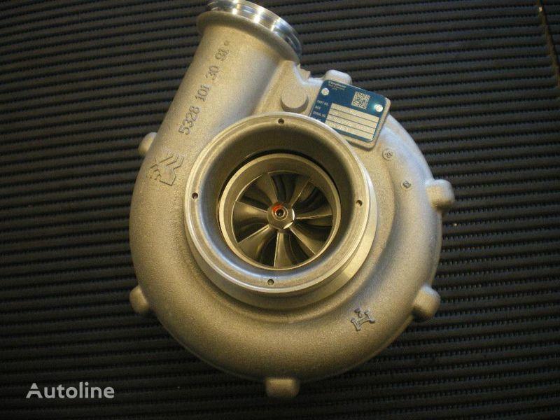турбокомпрессор  TURBINA TURBO для грузовика MAN D20