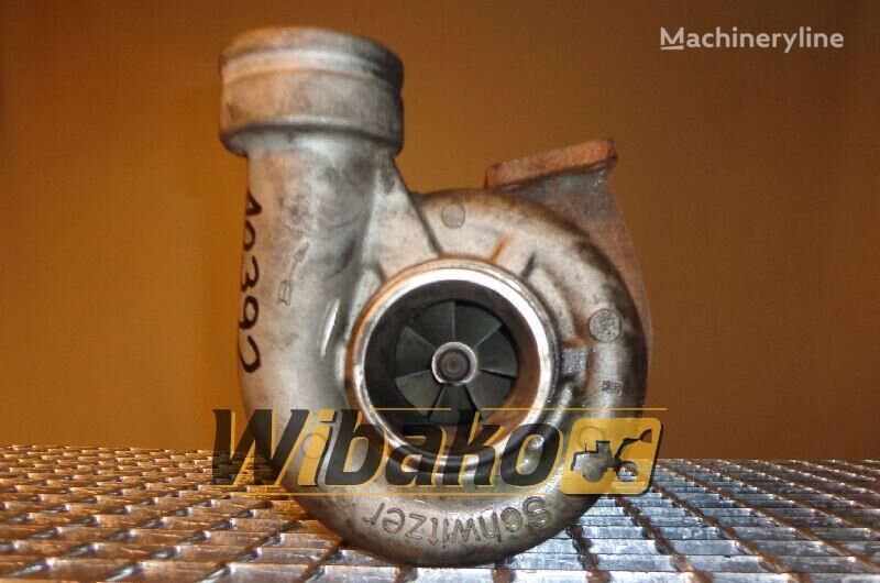 турбокомпрессор Turbocharger Schwitzer BF6M1013 для другой спецтехники BF6M1013