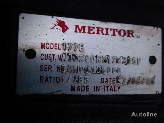 ведущий мост  Meritor 177E,2.85 для тягача IVECO Cursor