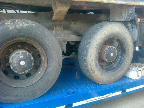 ведущий мост MAN 6x4 8x4 Niemcy для грузовика MAN 26-403
