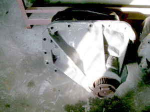 ведущий мост VOLVO RS1370HV для грузовика VOLVO FH 6x4