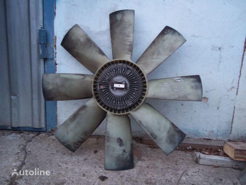 вентилятор охлаждения для тягача DAF XF