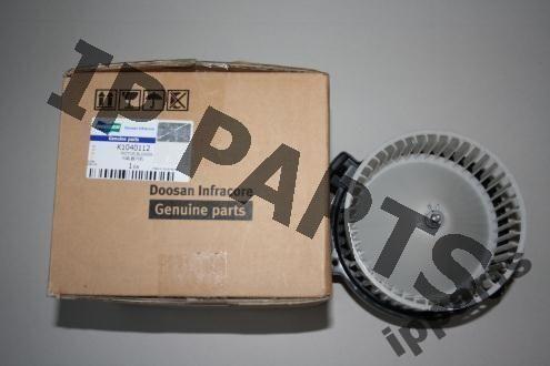 вентилятор охлаждения DOOSAN для экскаватора DOOSAN wentylator 2538-6015 K1040112 nawiew