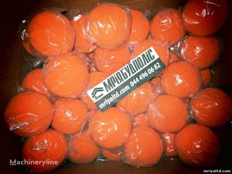 новая запчасти  Италия Мяч промывочный для автобетононасоса