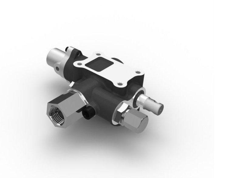 запчасти Распределительный клапан АВСТРИЯ на гидравлический бак 140л/мин для тягача
