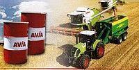 запчасти  Универсальное трасмиссионное тракторное и гидравлическое масло AVIA HYDROFLUID DLZ для трактора
