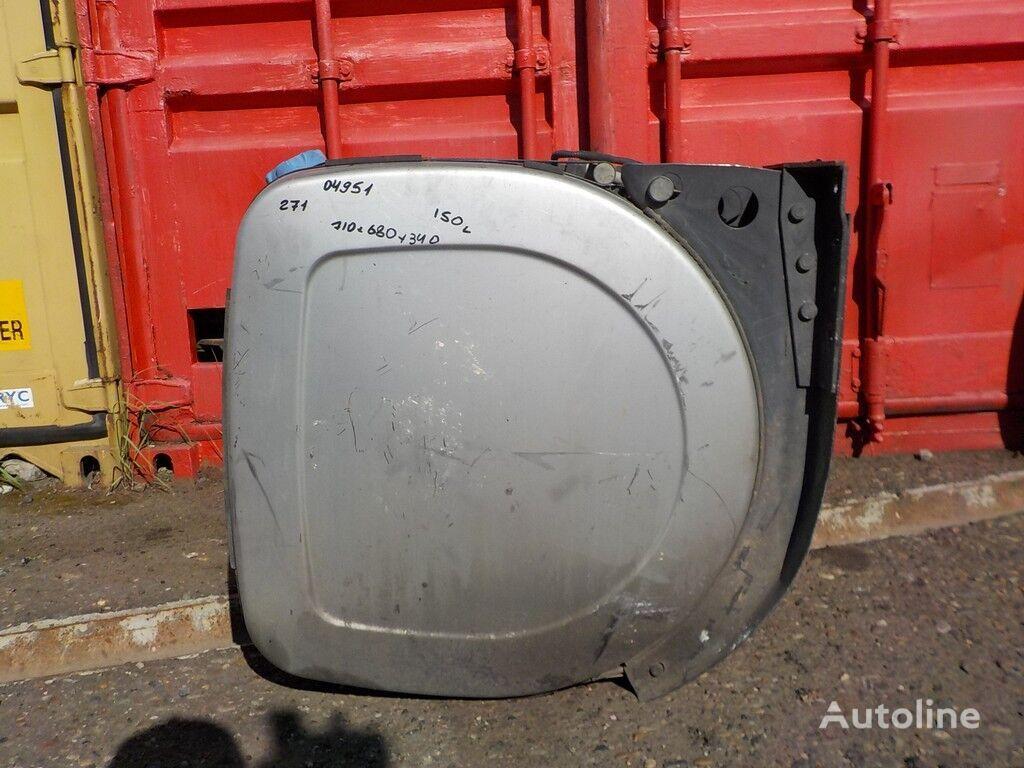 запчасти  Бак мочевины Volov/RVI 700X700X330 для грузовика