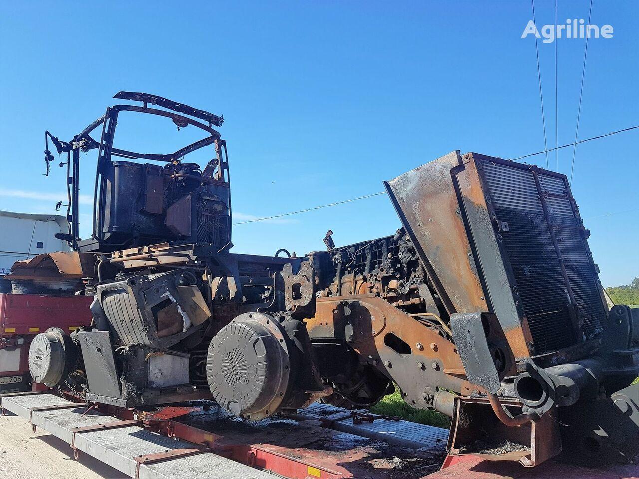 запчасти XERION 4000 CLAAS для трактора CLAAS