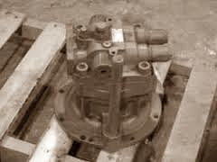запчасти  Doosan Daewoo silnik obrotu swing motor swing device для траншеекопателя DOOSAN dx480 dx490 dx520 dx530