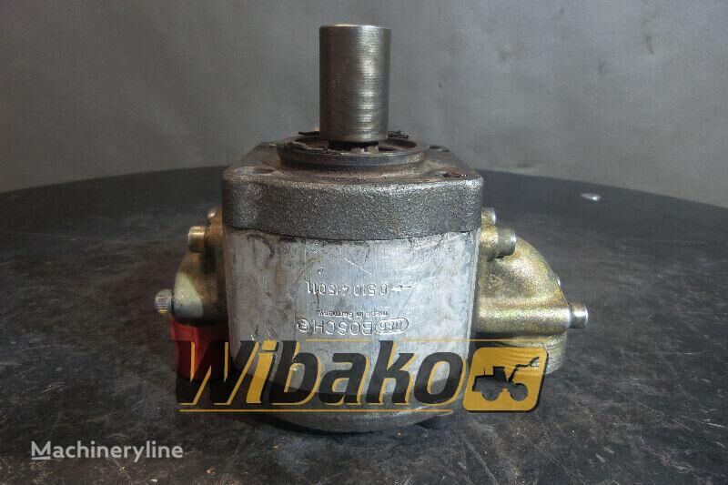 запчасти Gear pump Bosch 0510415011 для экскаватора 0510415011