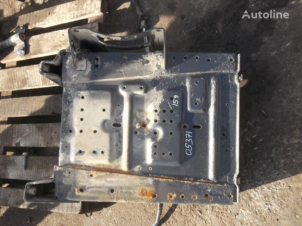 запчасти Аккумуляторный ящик  IVECO для грузовика IVECO