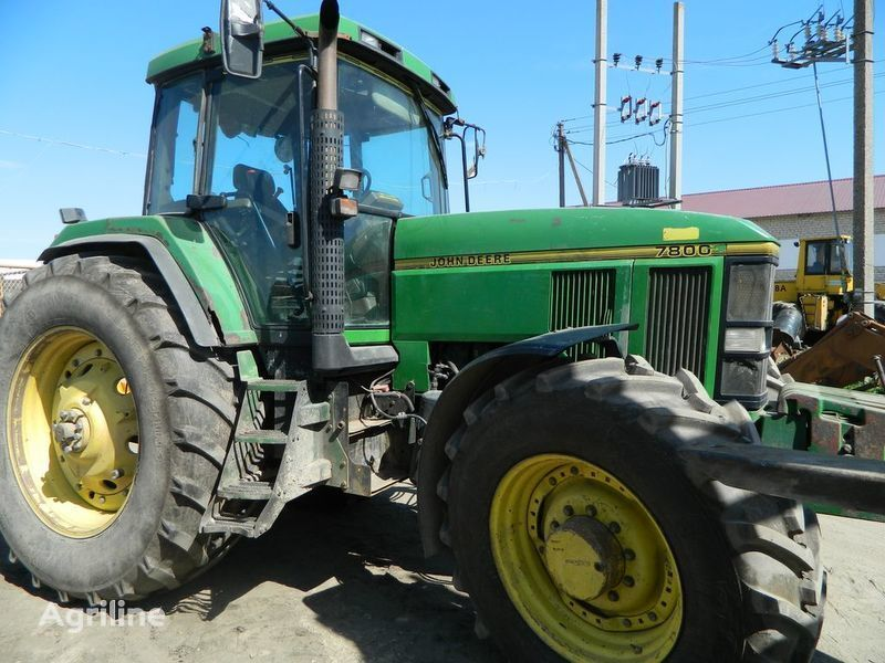 запчасти б/у запчасти / used spare parts JOHN DEERE для трактора JOHN DEERE 7800