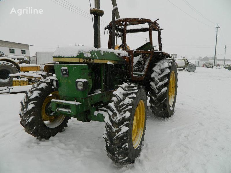 запчасти  б/у запчасти / used spare parts для трактора JOHN DEERE 3050