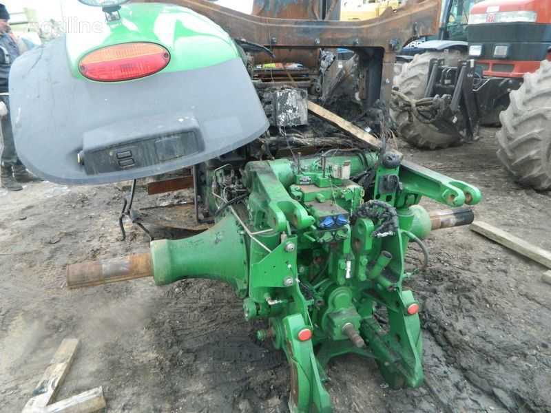 запчасти  б/у запчасти/ used spare parts для трактора JOHN DEERE 8245R