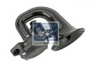 новый звуковой сигнал  DT 2.25401.1434775DAF 1667478 1784586Сигнал универсальный Volvo для тягача VOLVO